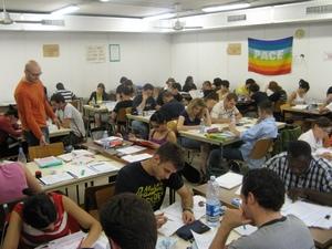 Il Pollaio in sessione d'esame